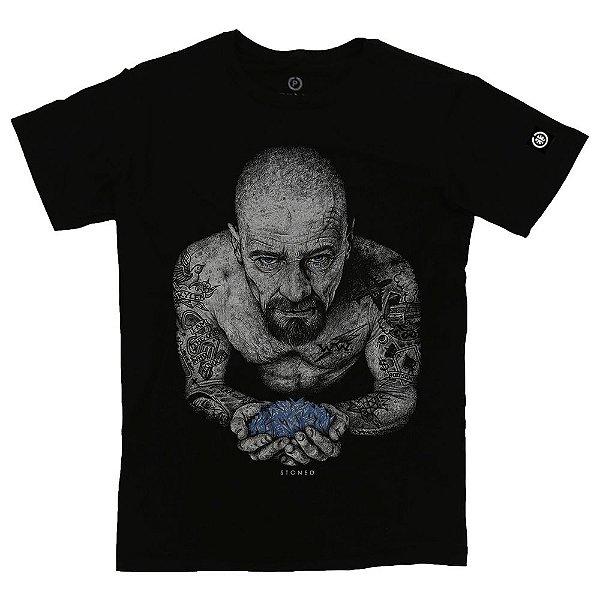 Camiseta Masculina Walter White