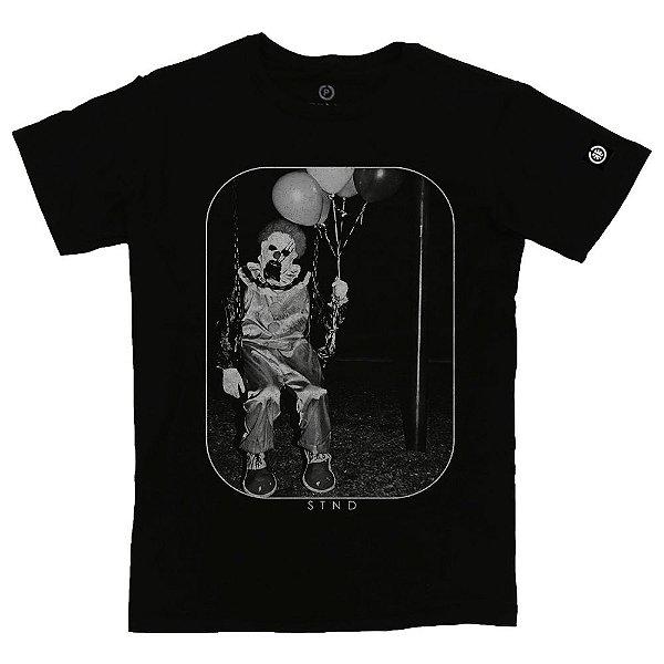 Camiseta Masculina Mad Clown