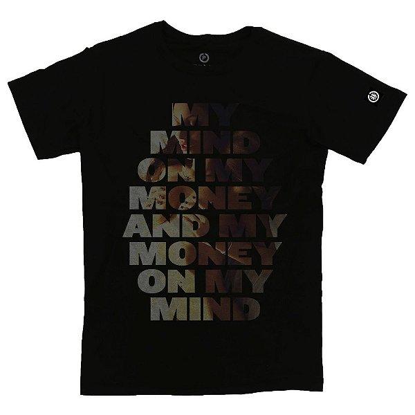 Camiseta Masculina My Mind