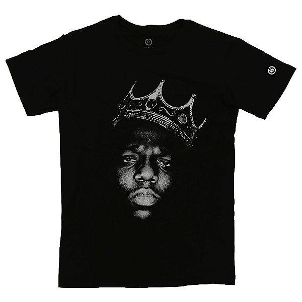 Camiseta Masculina Notorious B.I.G.