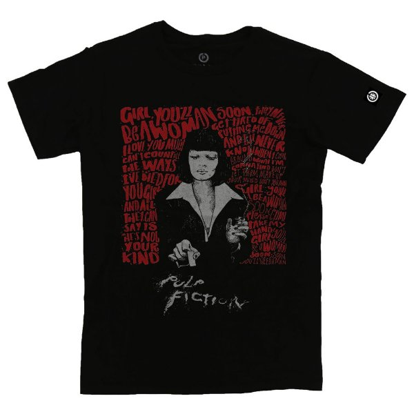 Camiseta Masculina Pulp Fiction