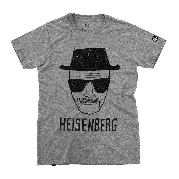 Camiseta Masculina Heisenberg