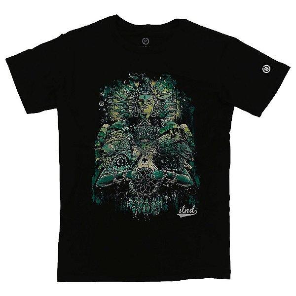 Camiseta Masculina Honorable Warrior
