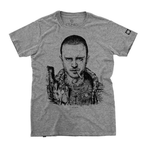 Camiseta Masculina Pinkman