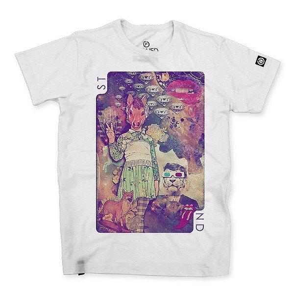 Camiseta Masculina Parallel Universe