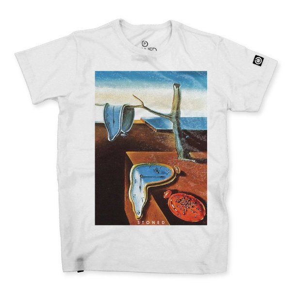 Camiseta Masculina Dali