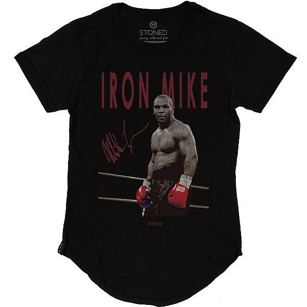 Camiseta Longline Iron Mike