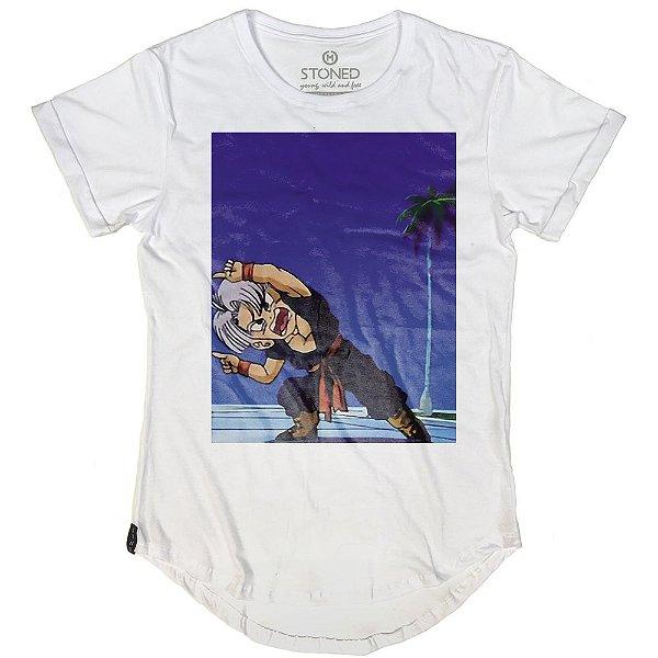 Camiseta Longline Trunks