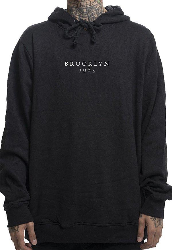 Moletom Brooklyn 1983