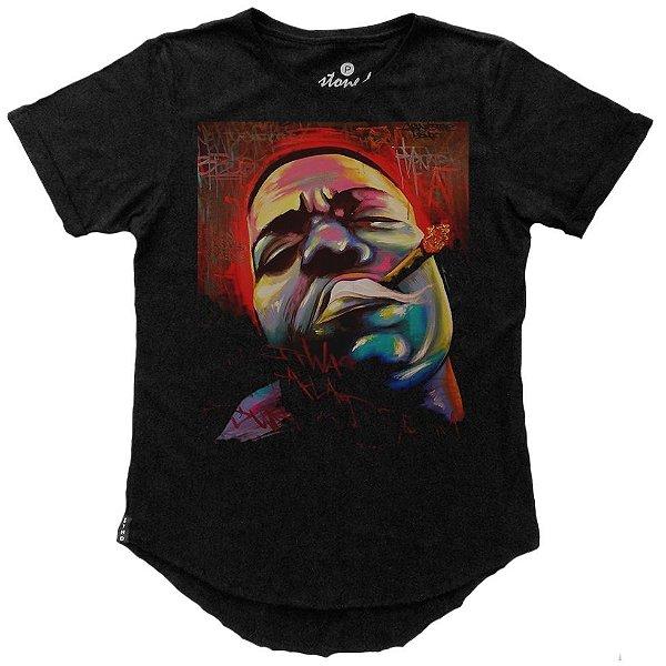 Camiseta Longline Notorious Big Stoned
