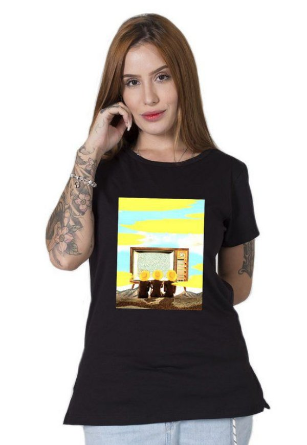Camiseta Feminina Best Programming