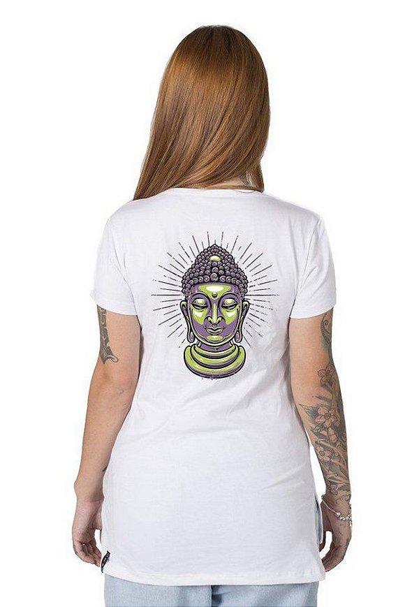 Camiseta Feminina Budha
