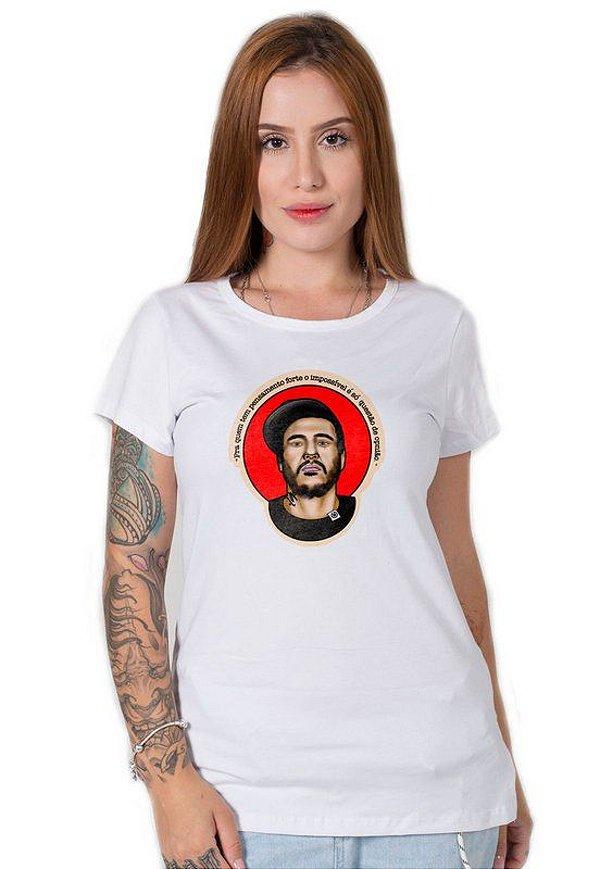 Camiseta Feminina Chorão