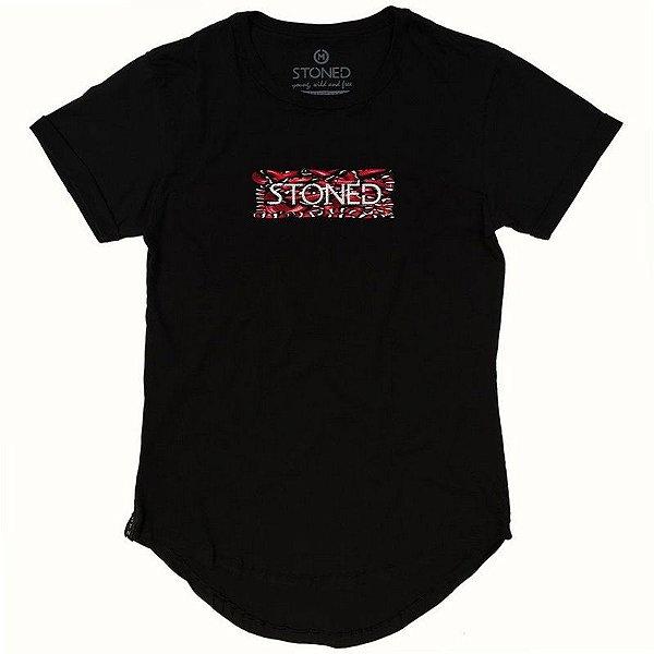 Camiseta Longline Corals