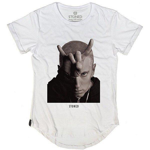 Camiseta Longline Eminem