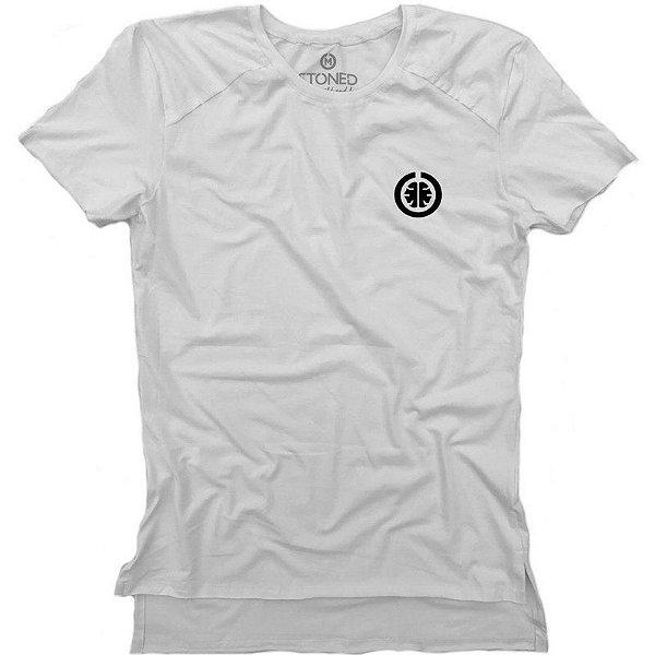 Camiseta Longline Gold Basic