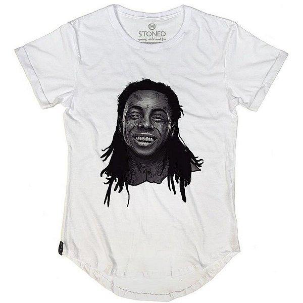 Camiseta Longline Lil Wayne