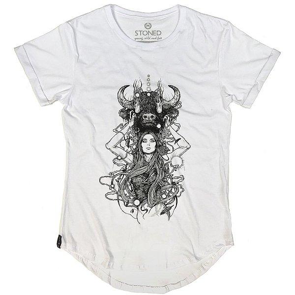 Camiseta Longline Mad Bull