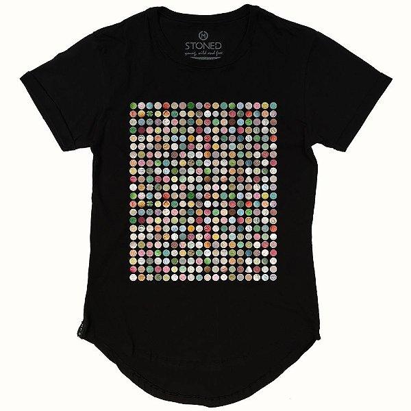 Camiseta Longline Puro Ect***