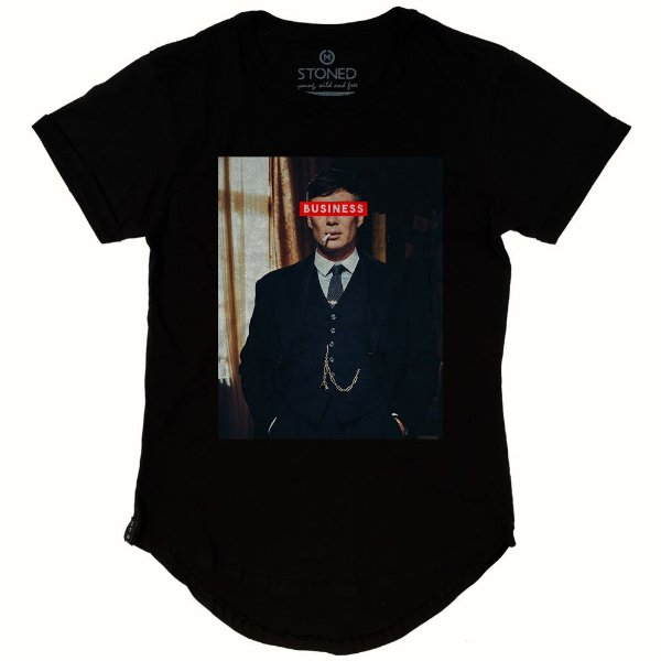 Camiseta Longline Shelby