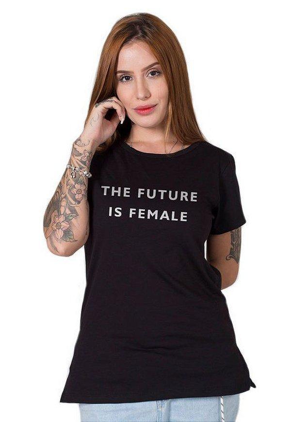Camiseta Feminina Future