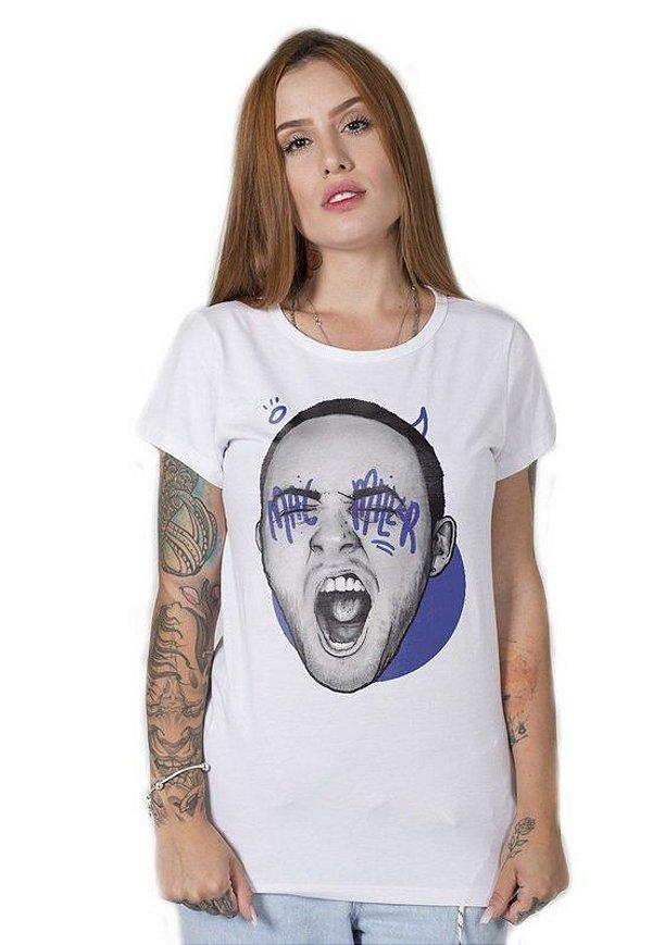Camiseta Feminina Mac Miller