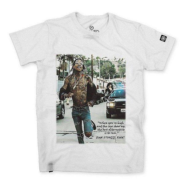 Camiseta Confort Run, Stoned, Run!