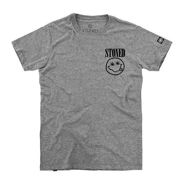 Camiseta Masculina Smile
