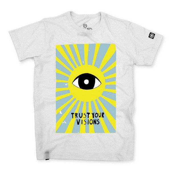 Camiseta Confort Trust Your Visions