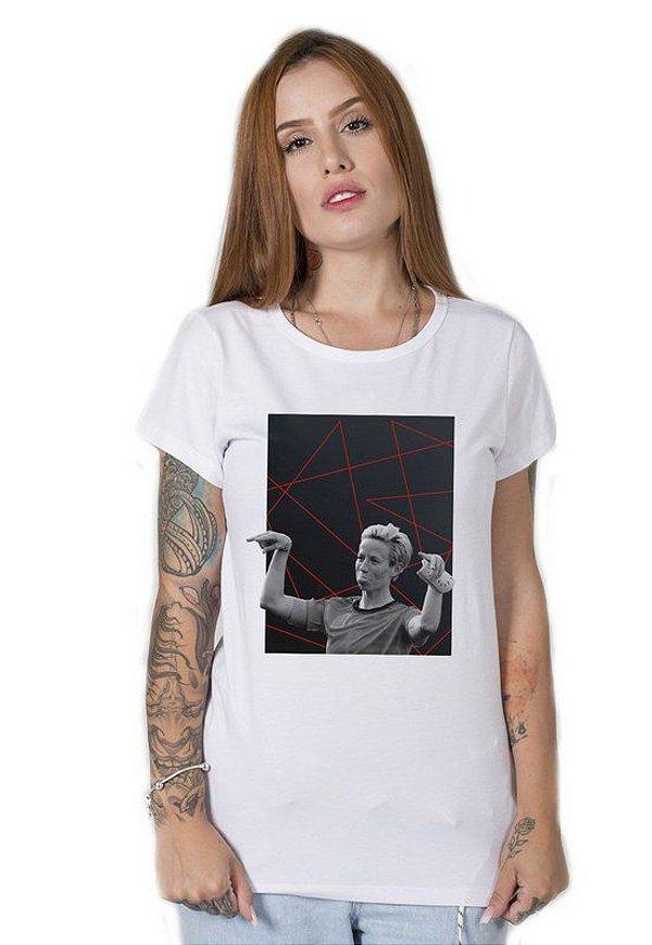 Camiseta Feminina Rapinoe