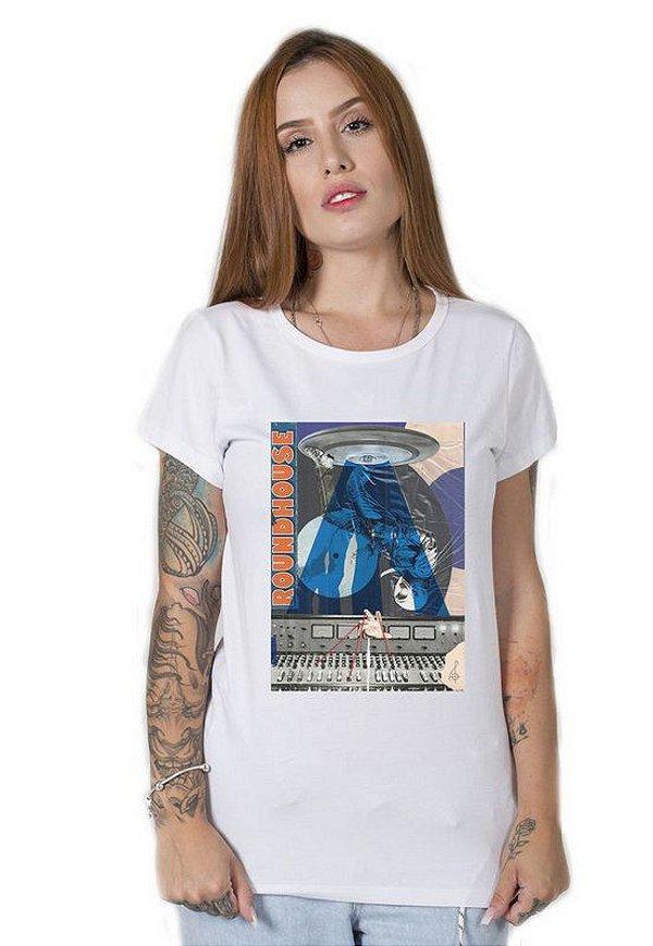 Camiseta Feminina Roundhouse