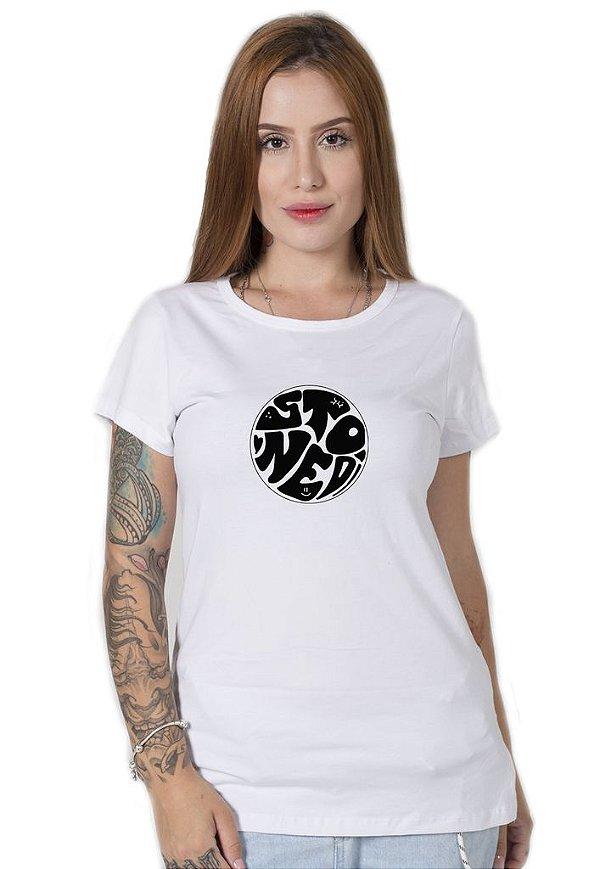 Camiseta Feminina Stoned Mornings