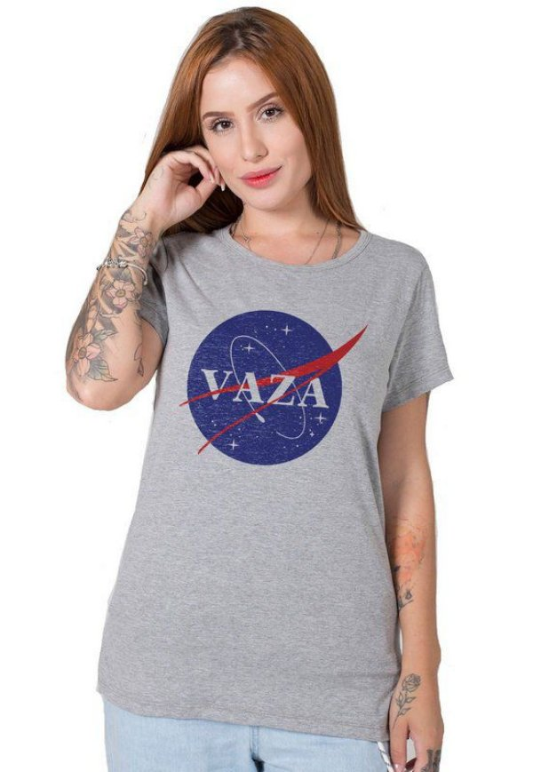 Camiseta Feminina Stoned Vaza