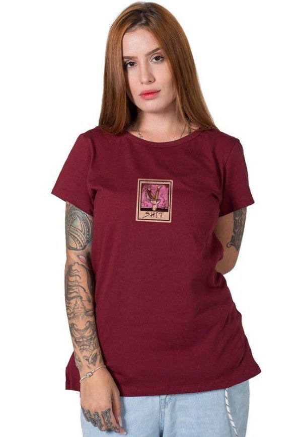 Camiseta Feminina Trainspotting