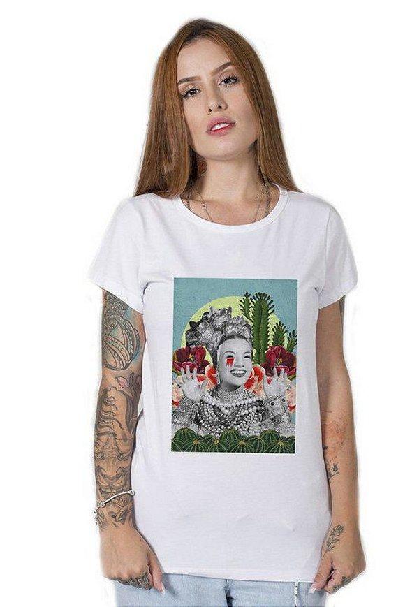 Camiseta Feminina Tutti Frutti Hat