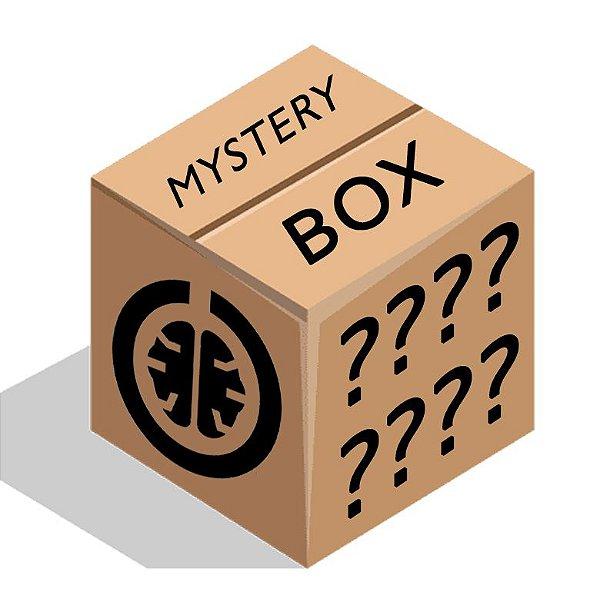 Bazar Mystery Box - 4 Camisetas Masculinas