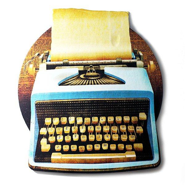 MOUSE PAD - Máquina de Escrever