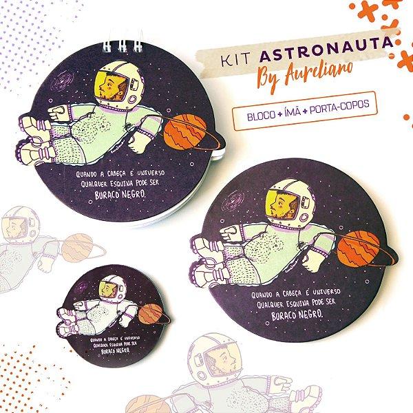 KIT - Astronauta - Aureliano