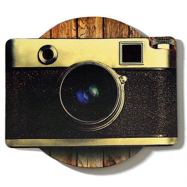 MOUSE PAD - Câmera