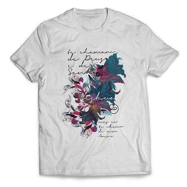 Camiseta Yeshua Floral