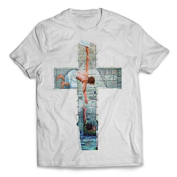 Camiseta João 3, 16