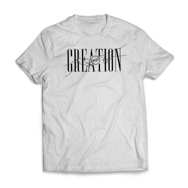Camiseta Minimal Creation