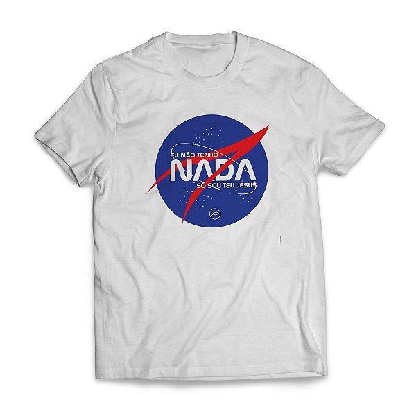 Camiseta Eu Não tenho nada