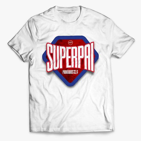 Camiseta Super Pai Herói