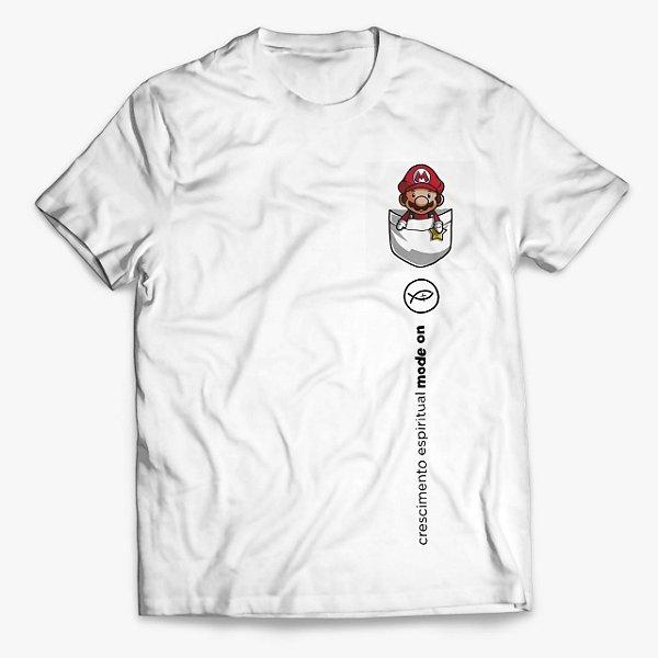 Camiseta Crescimento mode on