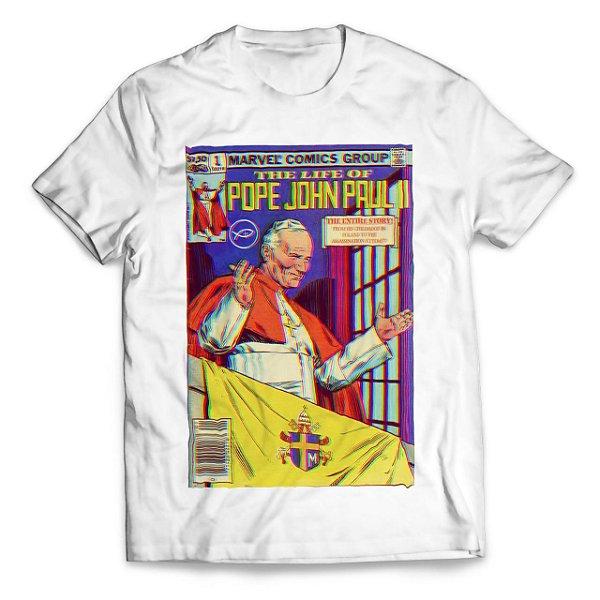 Camiseta POPE JOHN PAUL II