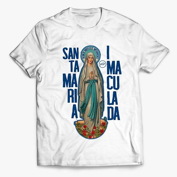 CAMISETA SANTA MARIA IMACULADA