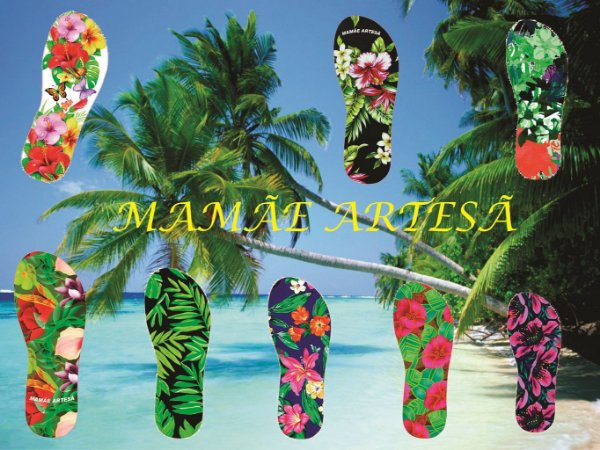 Sandália Tropical