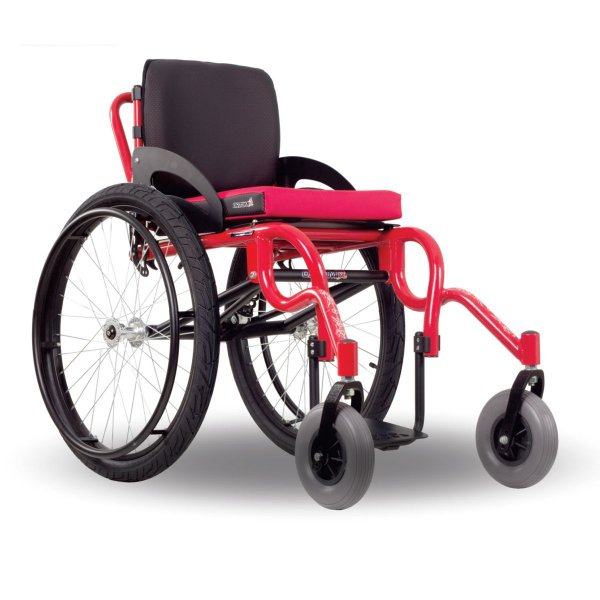 Cadeira de Rodas Rally