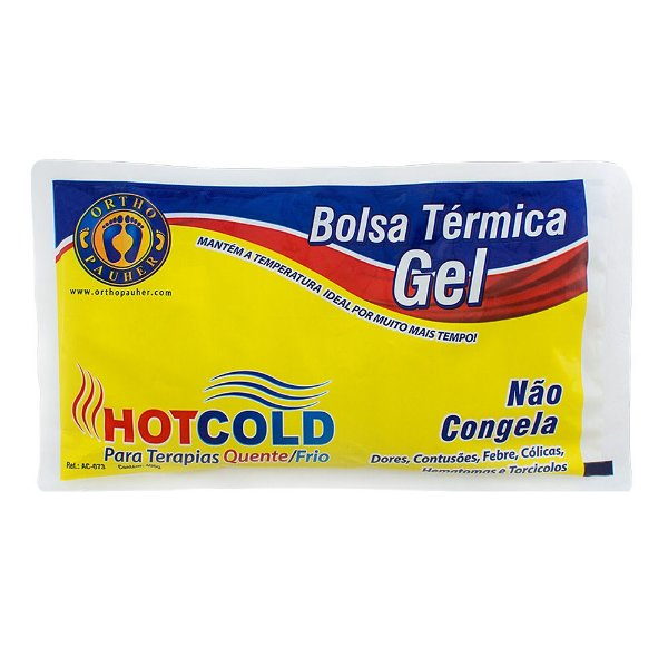 Bolsa Térmica de Gel Hot Cold